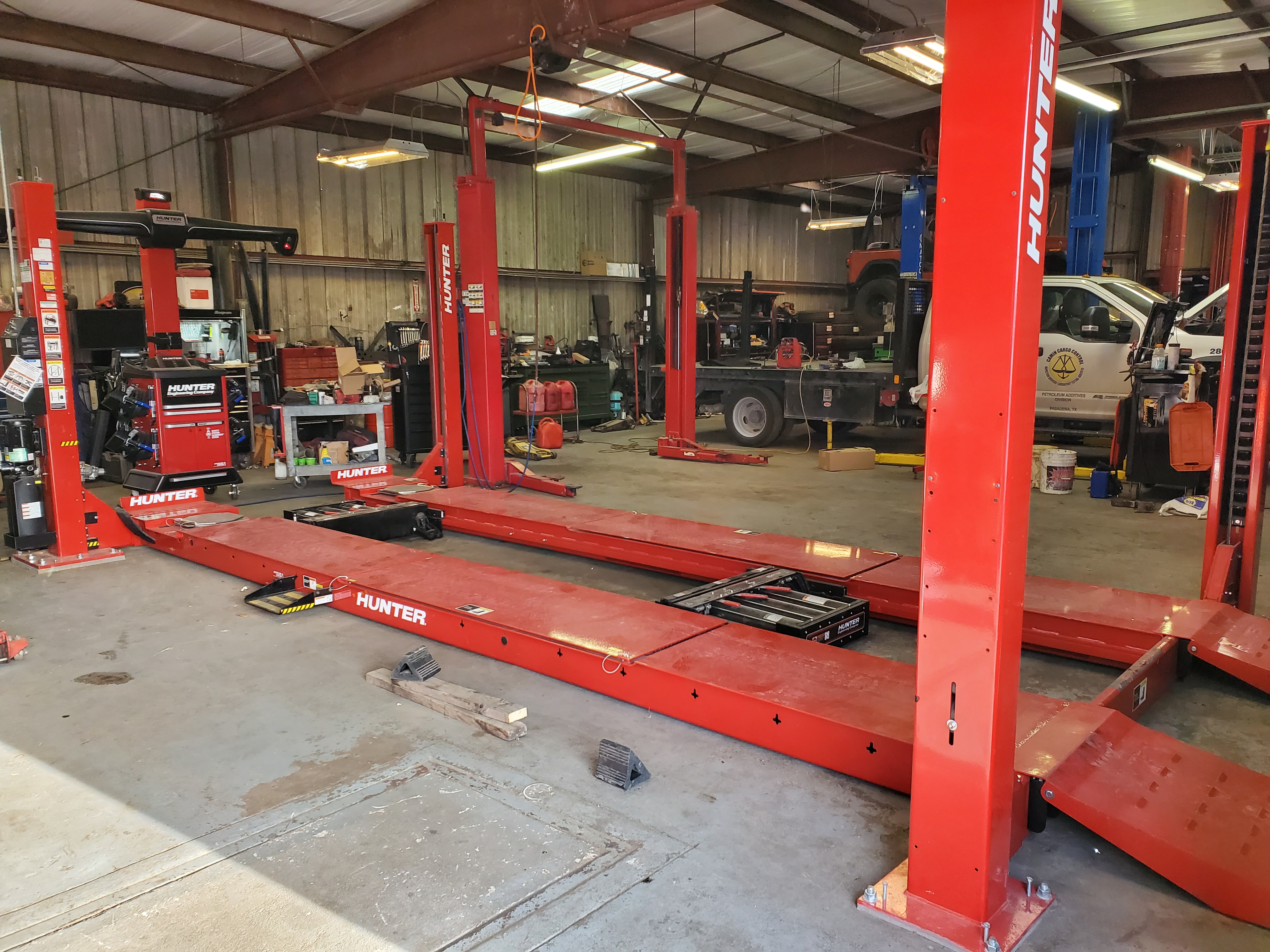 tires and alignments at Apex Auto Tech Pasadena, TX 77504