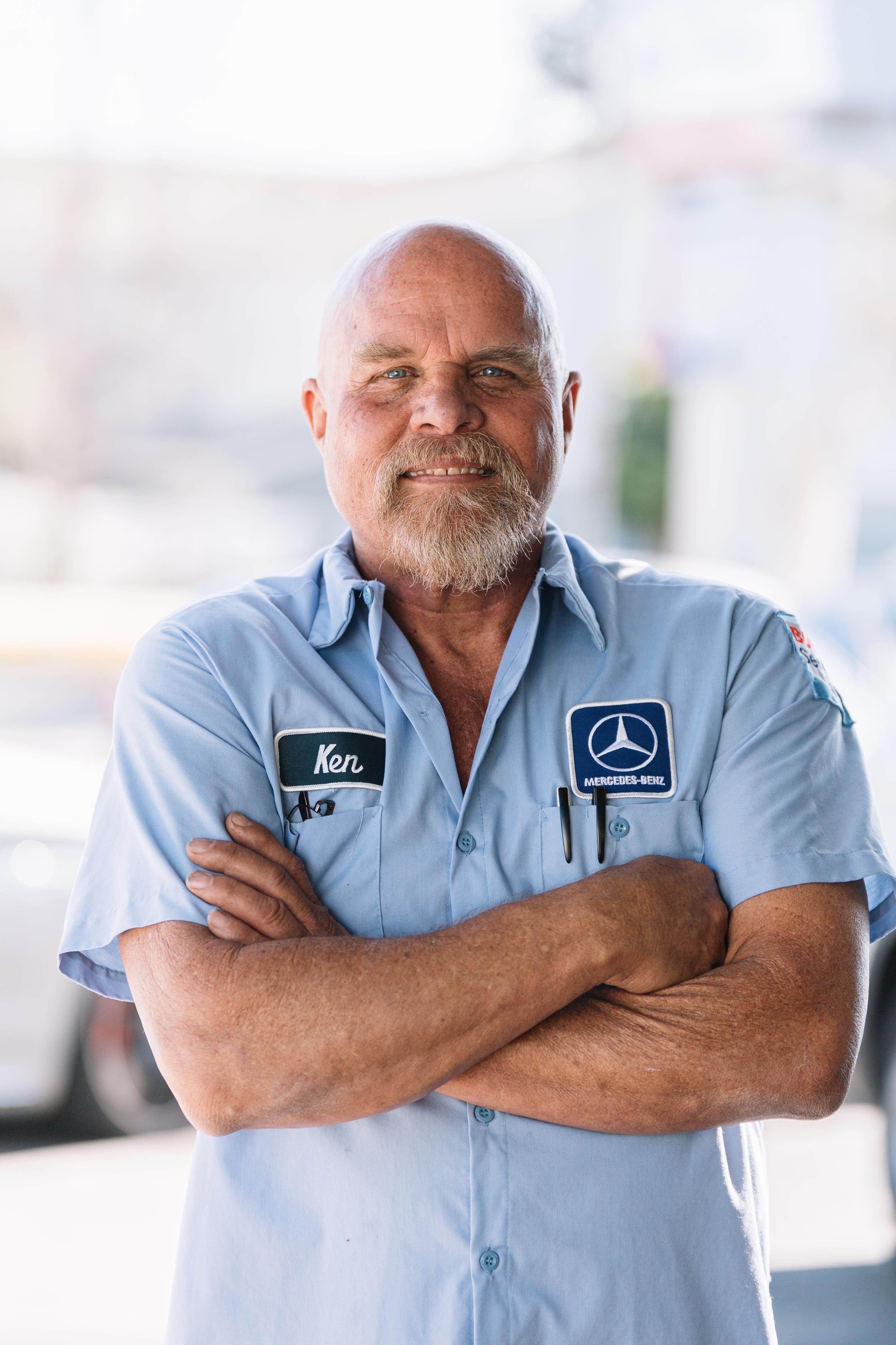 Co-Owner Ken Meikle