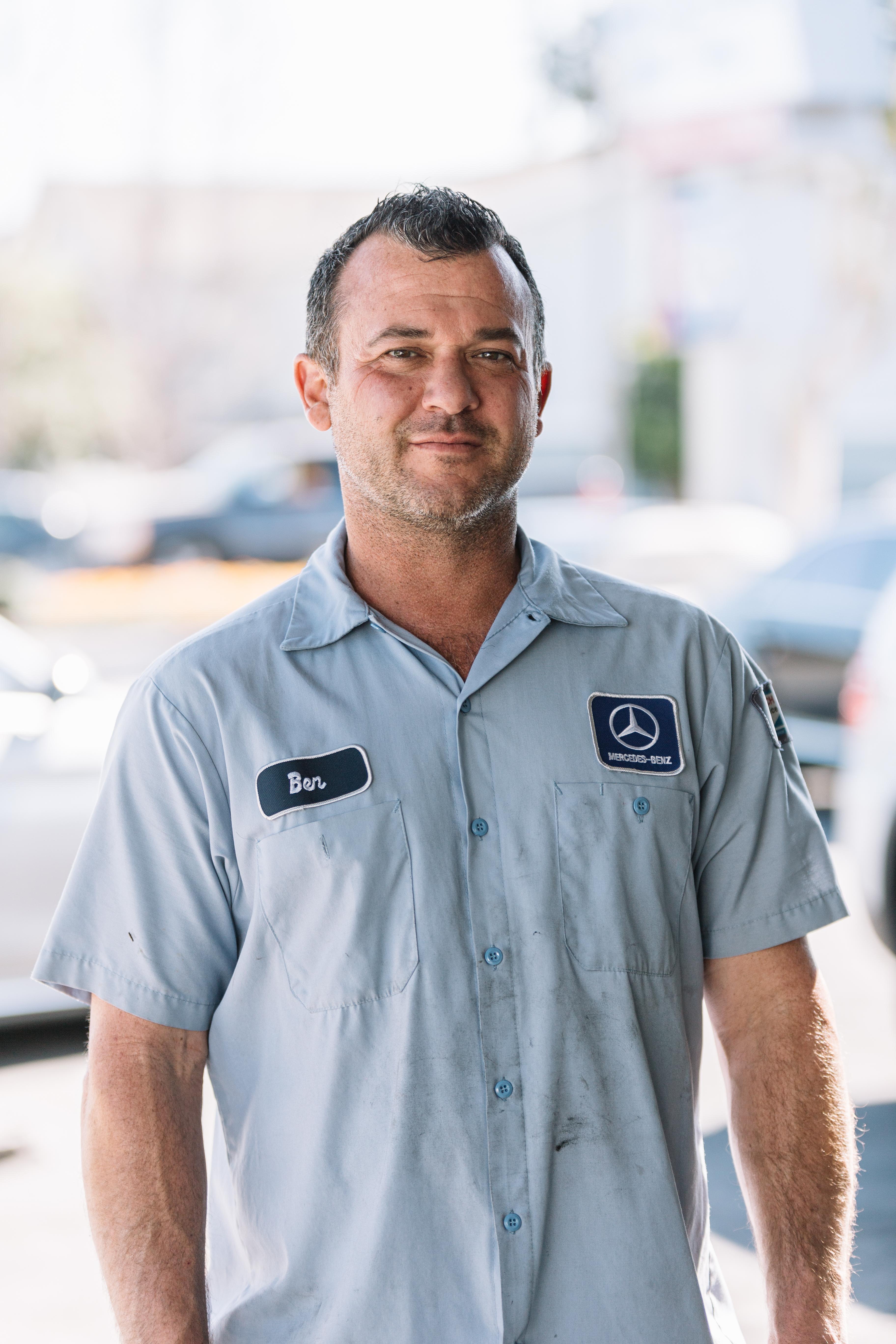 Ben - Mercedes-Benz Master Technician