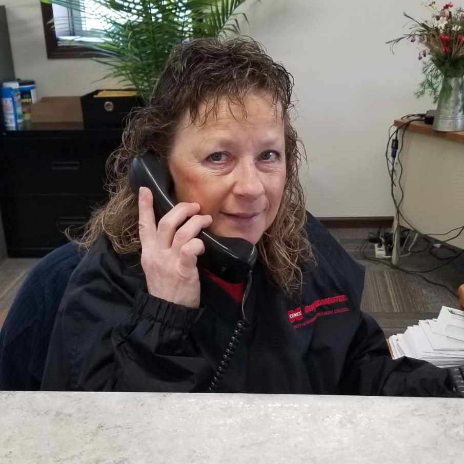 High Plains Cooperative Plainview, MN Ginger Klavetter Office Customer Service Rep