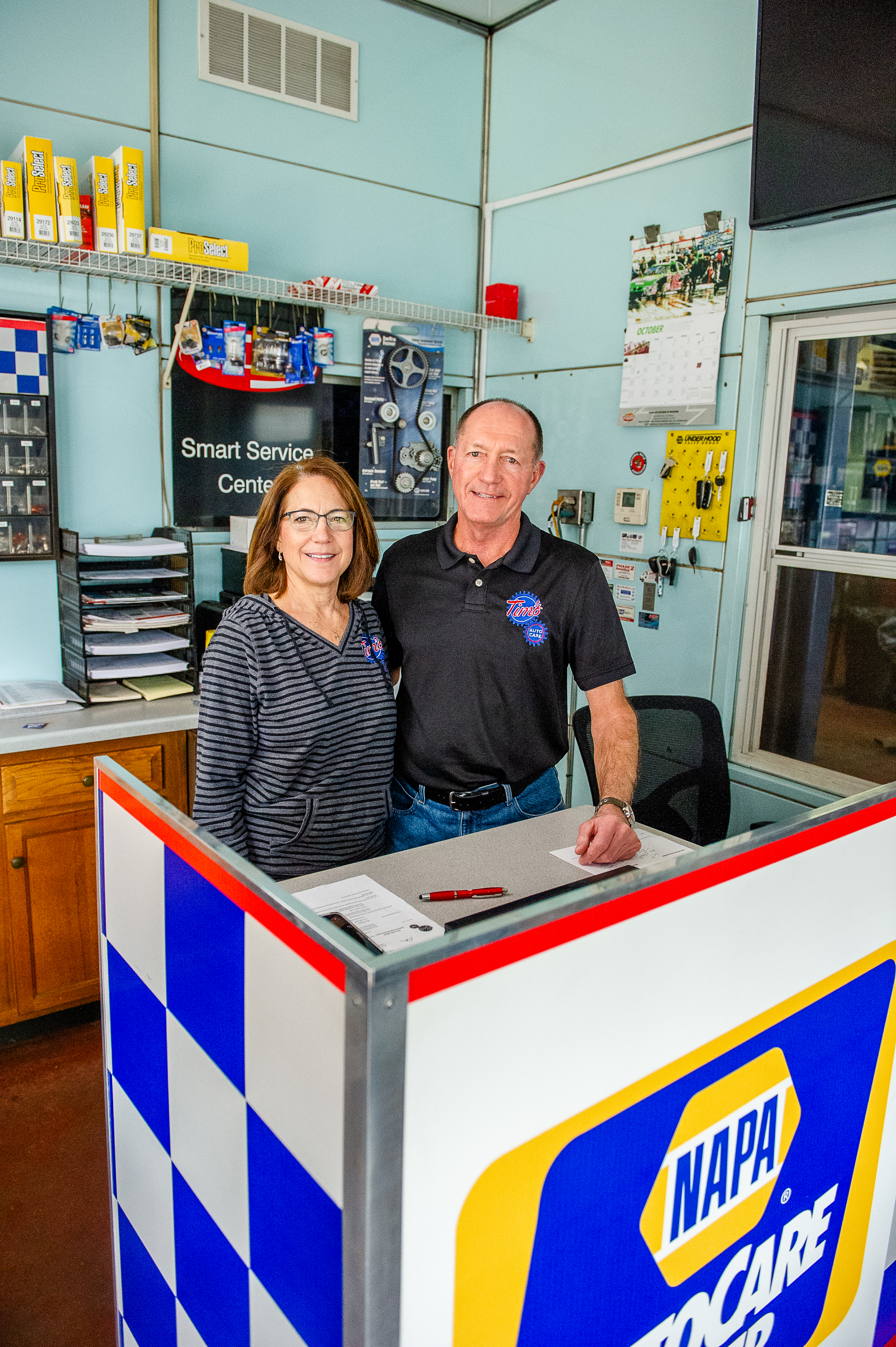 auto repair and tires at Tim's Auto Care