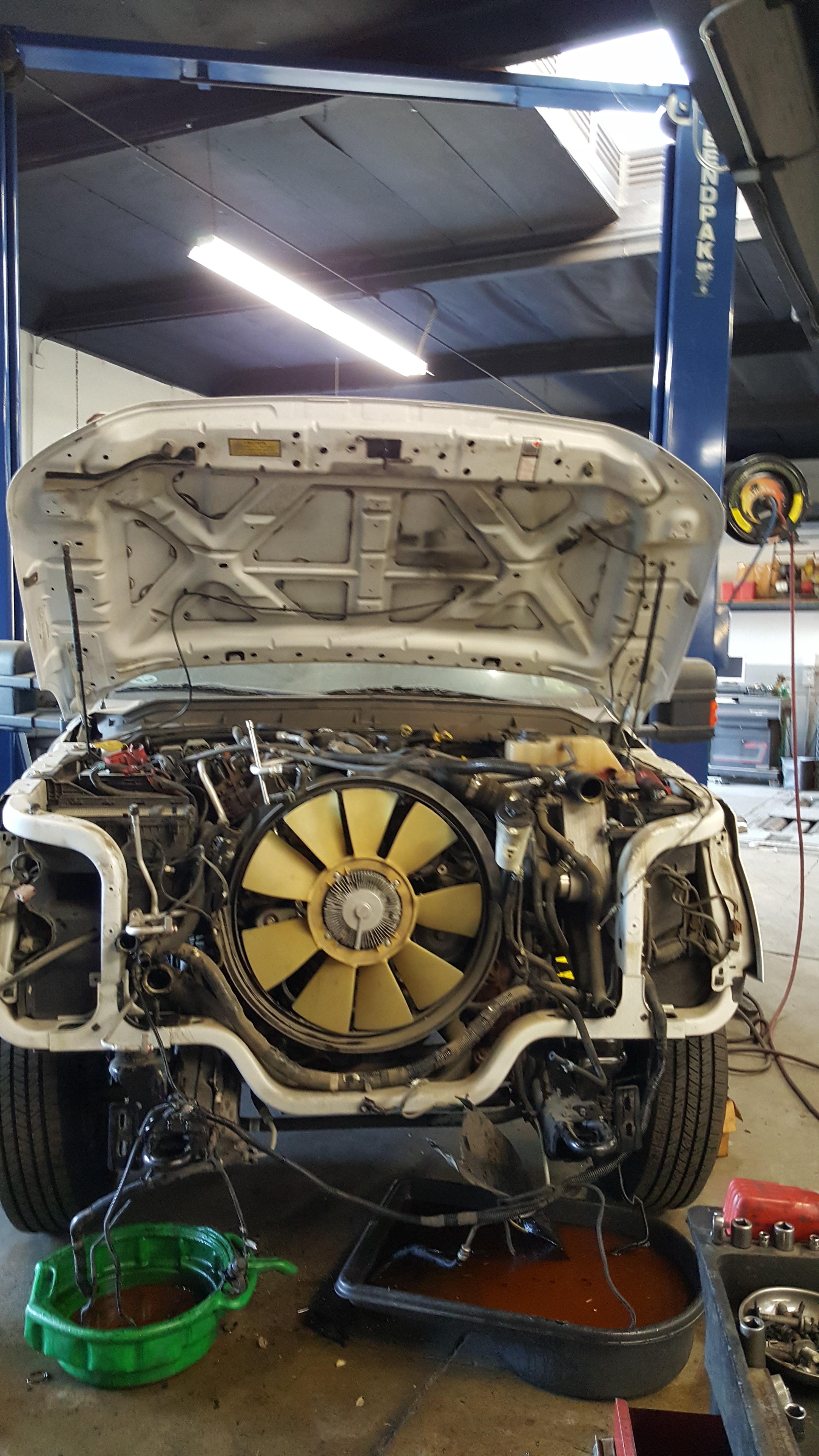 Diesel repair at Inland Auto & Truck Corona, CA 92882