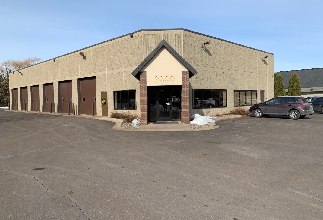 SPARKS Affordable Automotive New Building in St. Paul, MN 55109